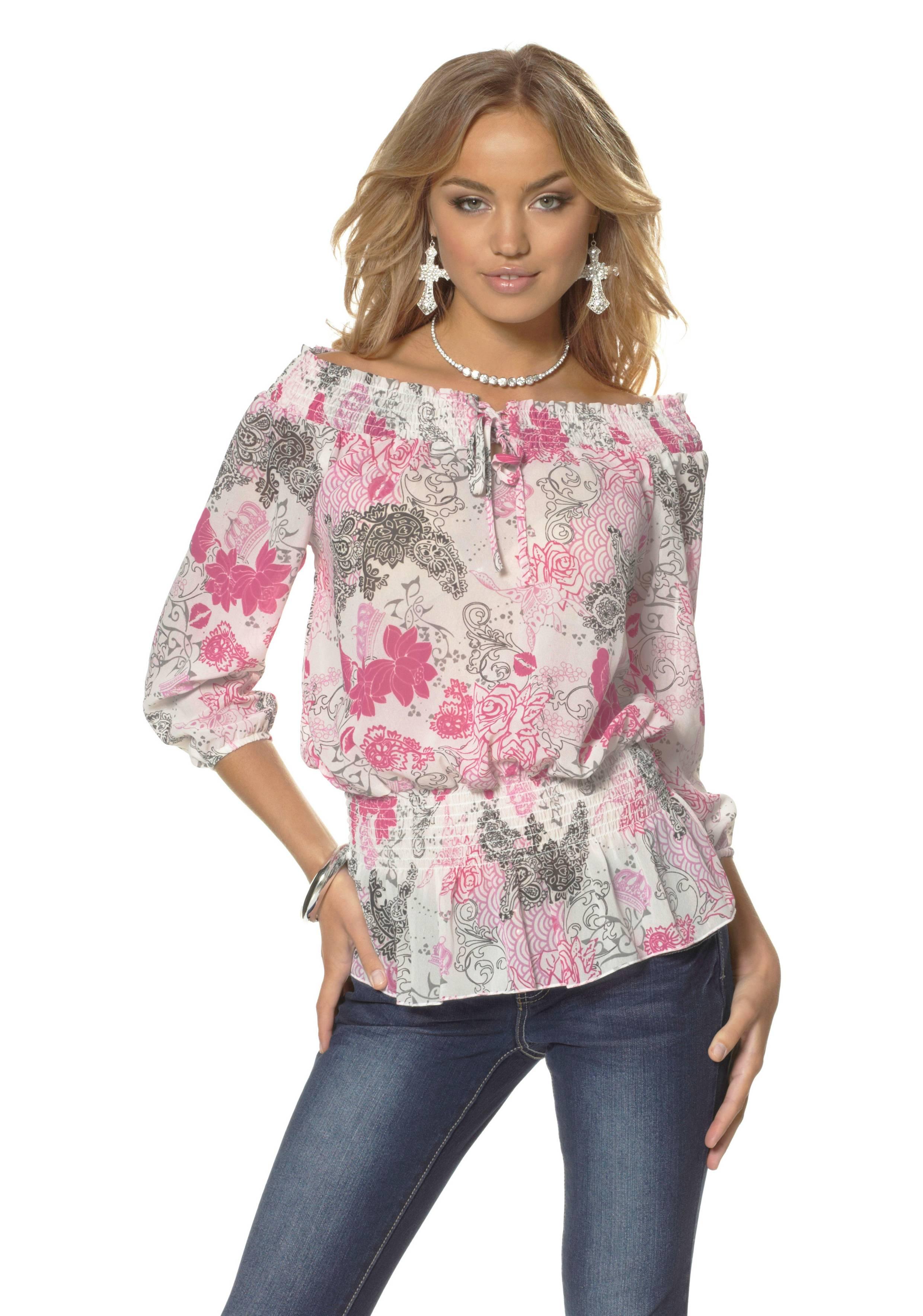 Модные Блузки 2014 Для Полных