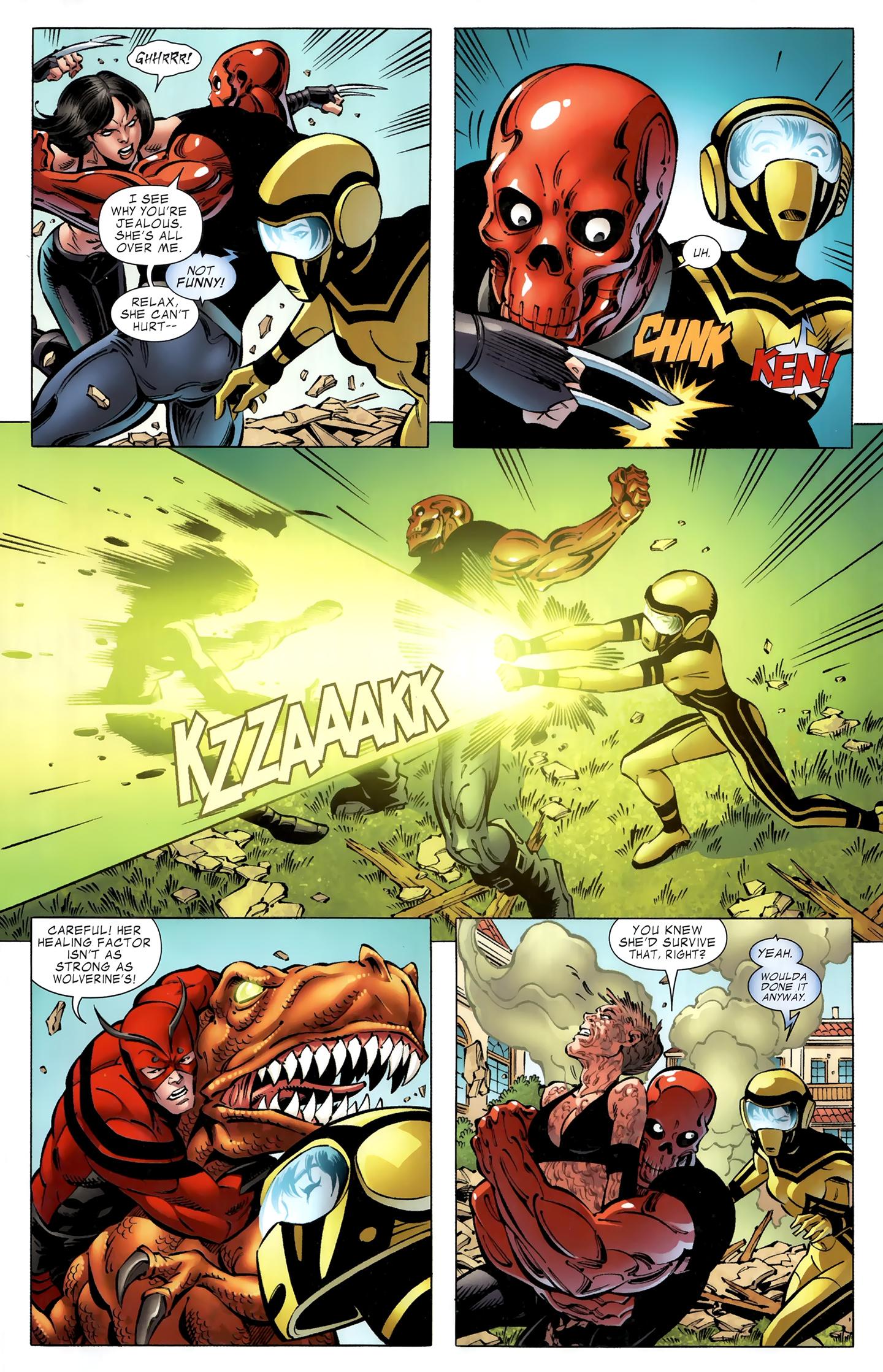 Marvel avengers academy dating