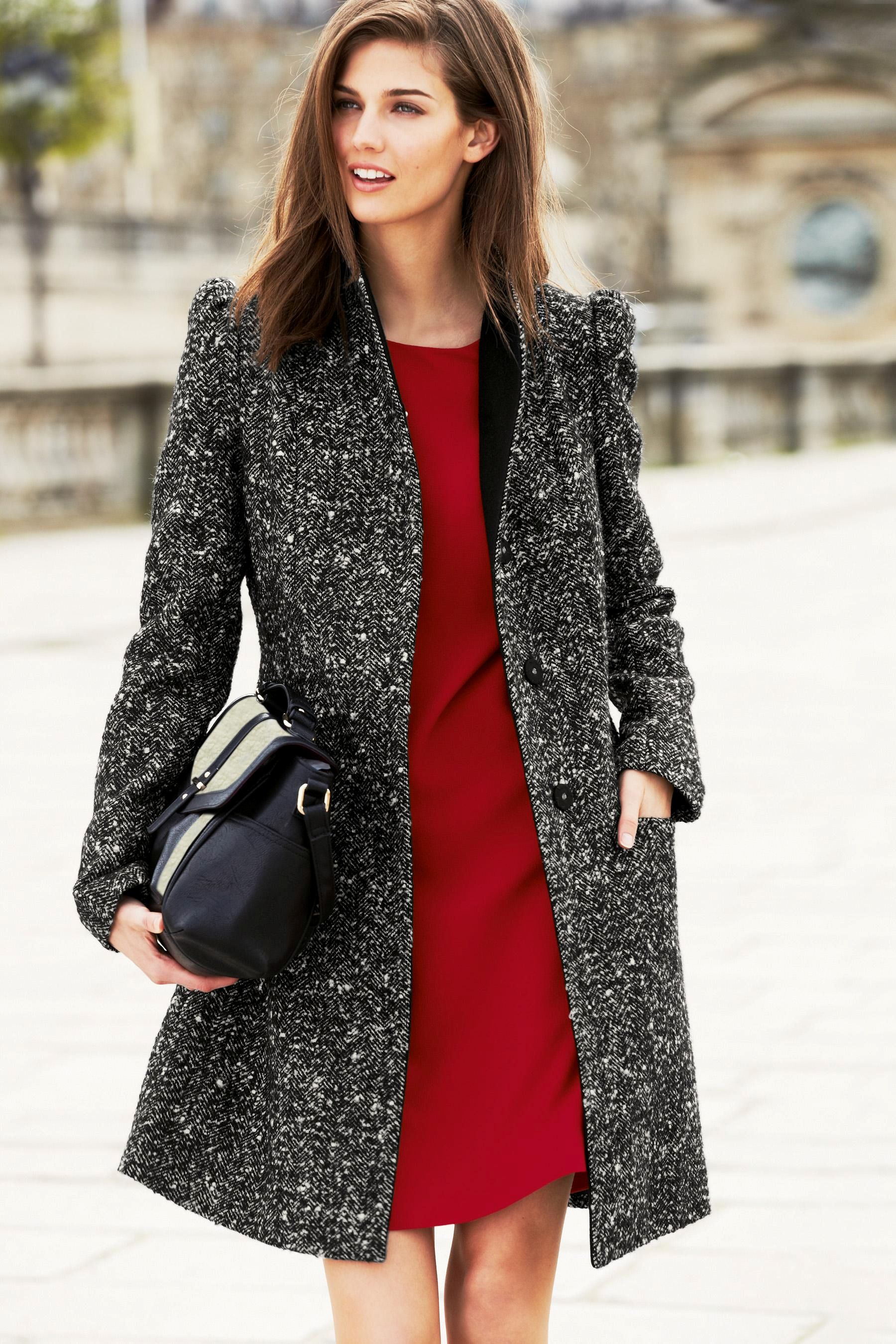 Стильные Пальто Купить