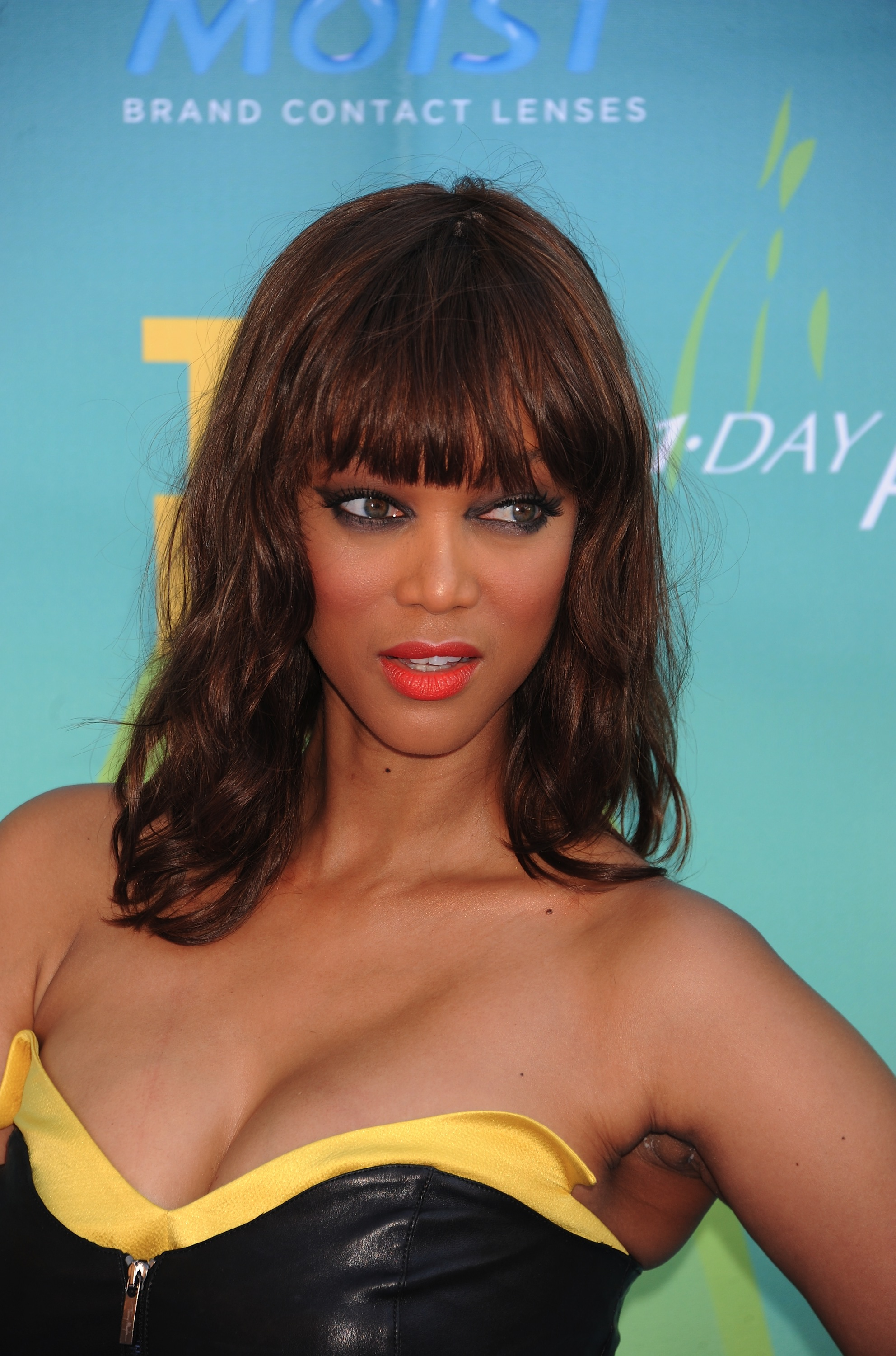 Tyra Banks Nude Pictures Porn Videos