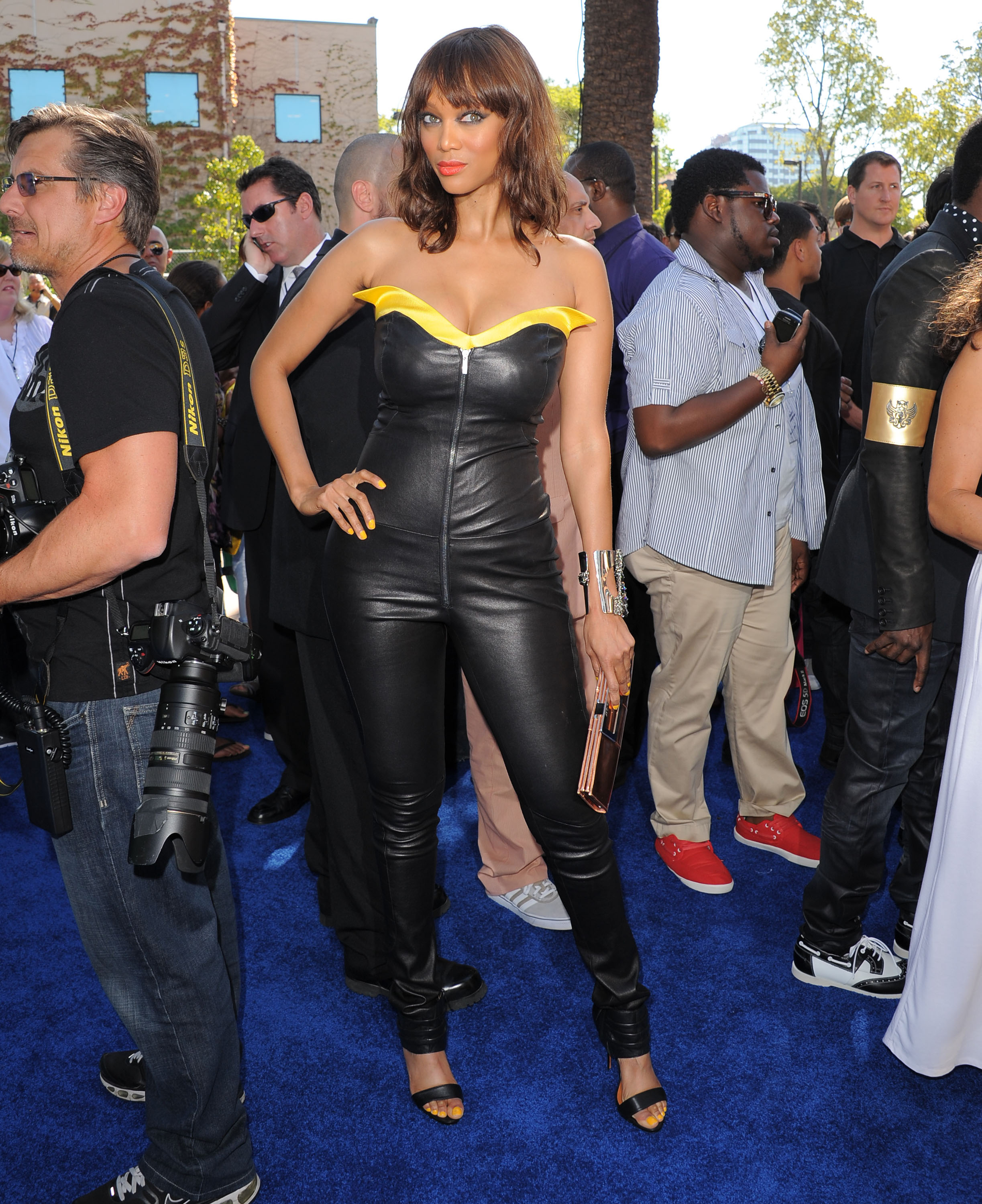 Tyra Banks Awards: 80001 Tyra Banks 2011 Teen Choice Awards (80001_tyra_banks
