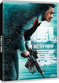 Firestorm (2013) DVD9 Copia 1:1 ITA JAP - DDN
