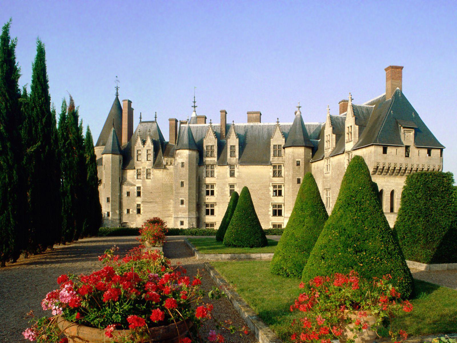 Chateau de Langeais 6 France
