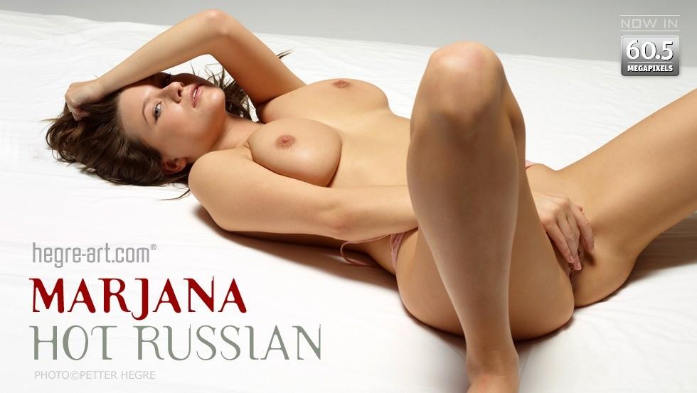 Marjana Hot Russian board