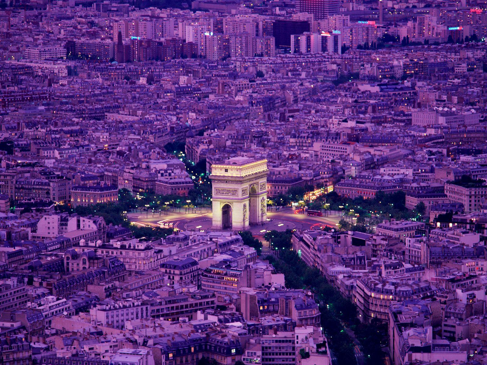 Arc de Triomphe 1 Paris 6 France