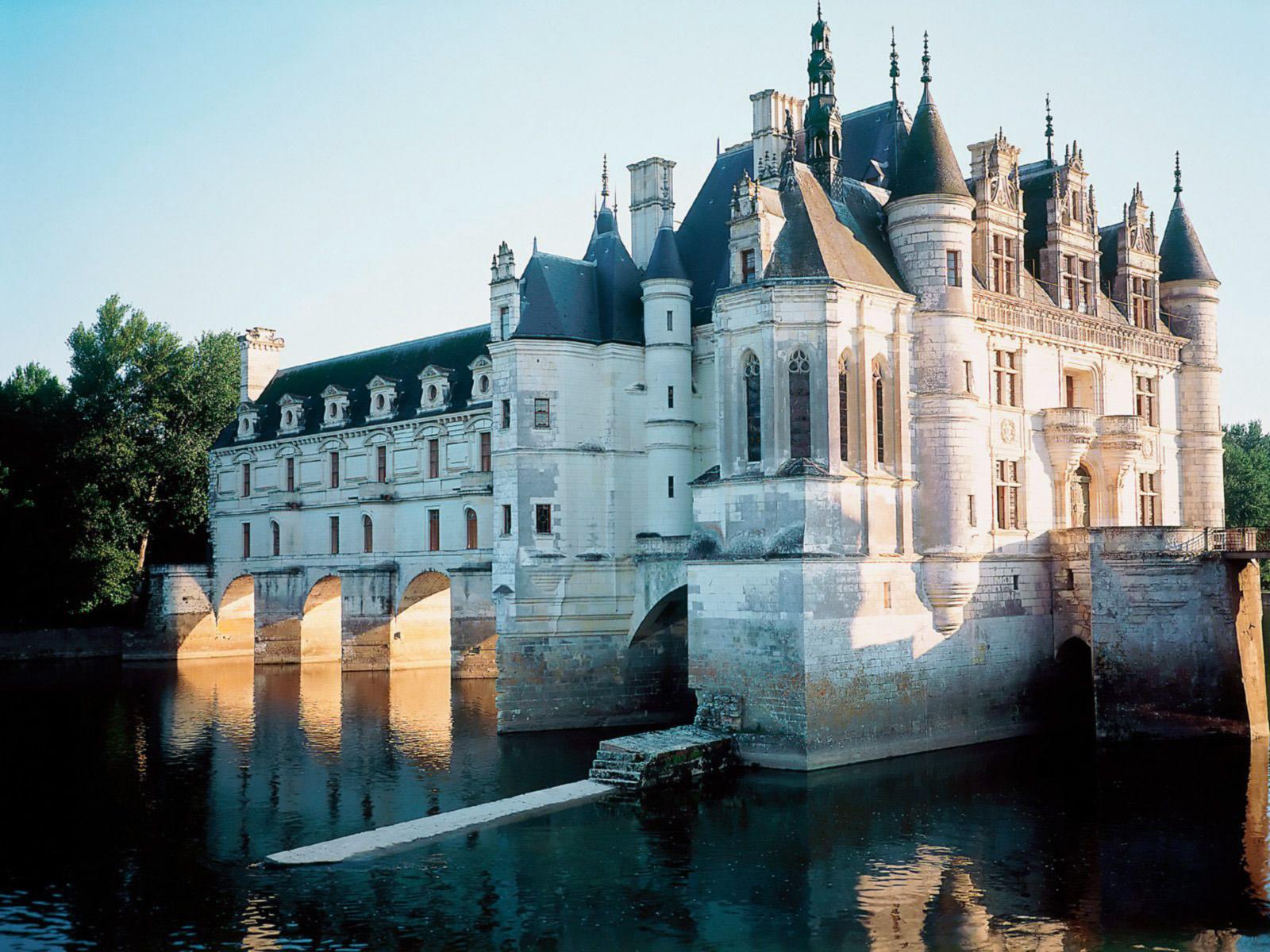 Chenonceaux Castle 6 France