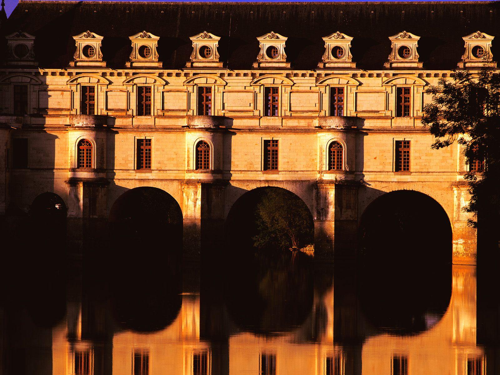 Chateau de Chenonceau 4 Loire Valley 7 France