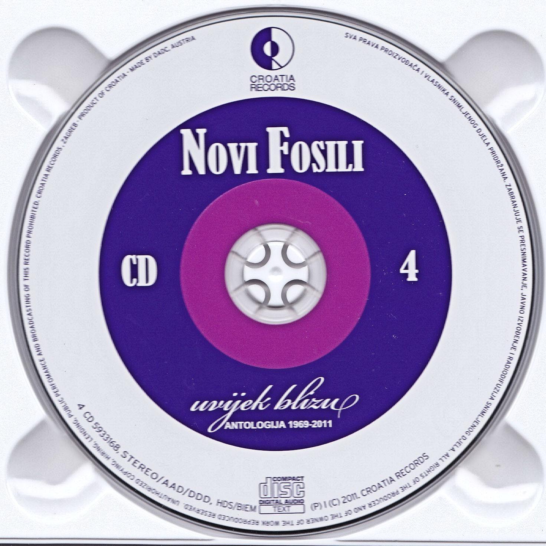 Novi Fosili 2011 Antologija 69 11 cd 4