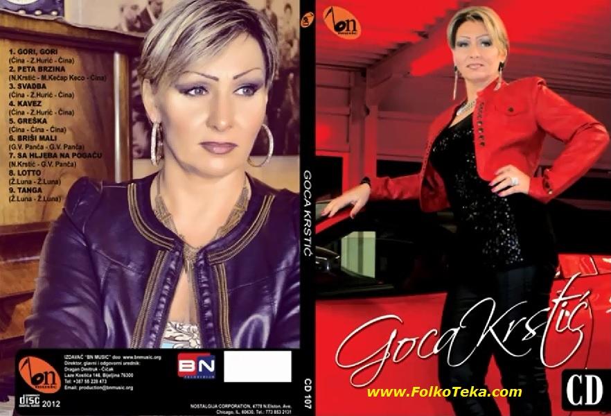 Goca Krstic 2013