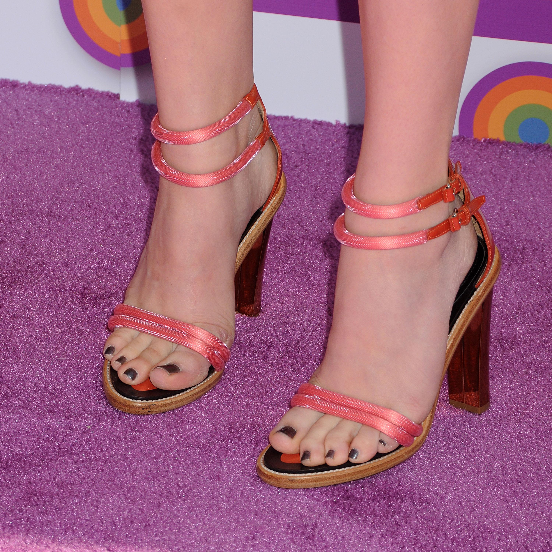 Chloe Moretz Feet