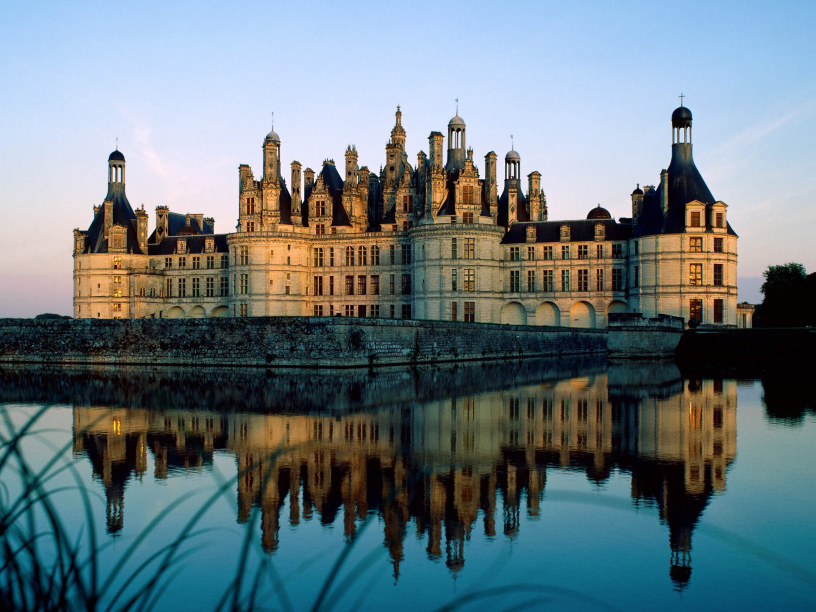 Chateau de Chambord 0 France