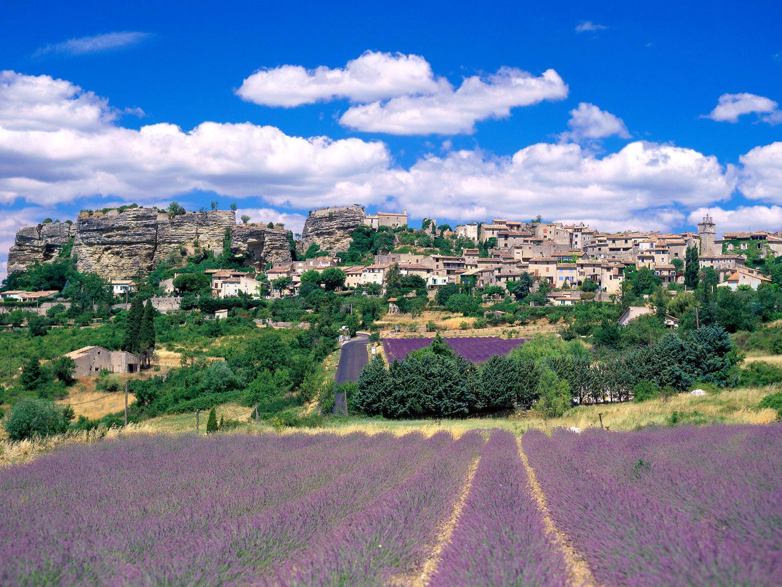 Hills of Saignon 9 France