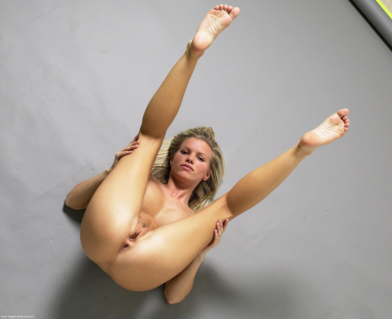 Model Man Nude