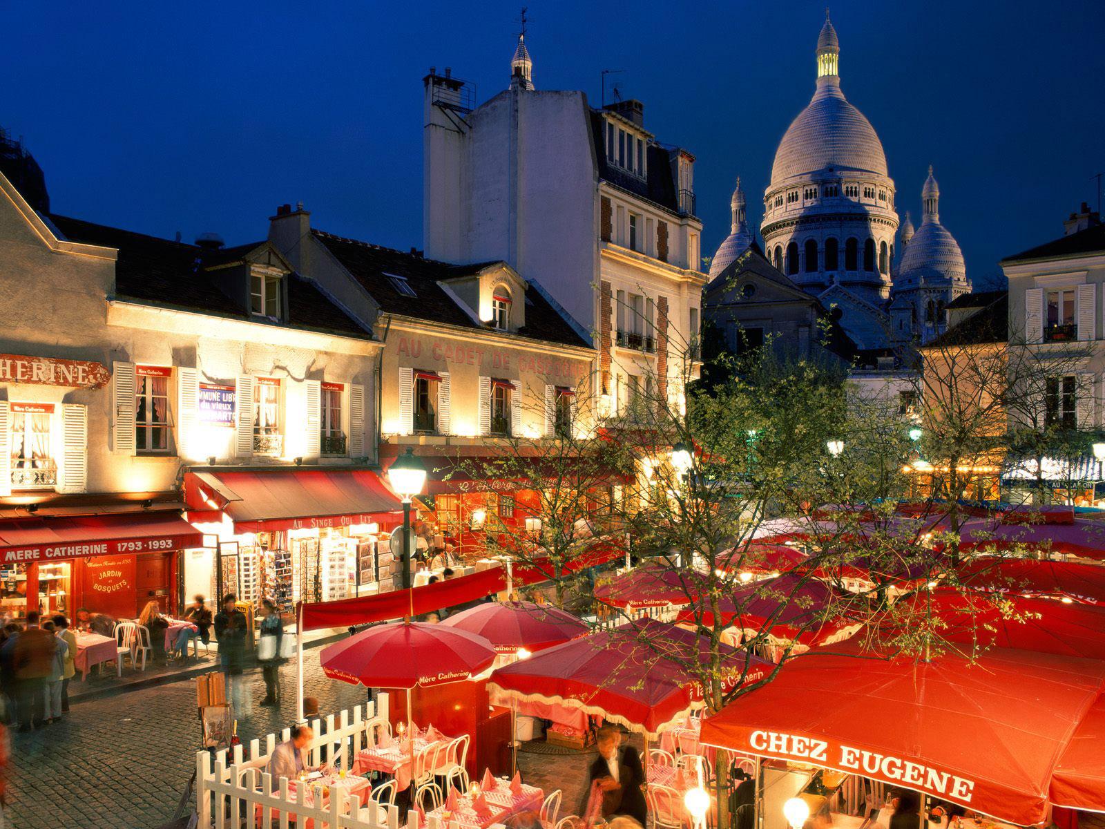 Place du Tertre 3 Paris 3 France
