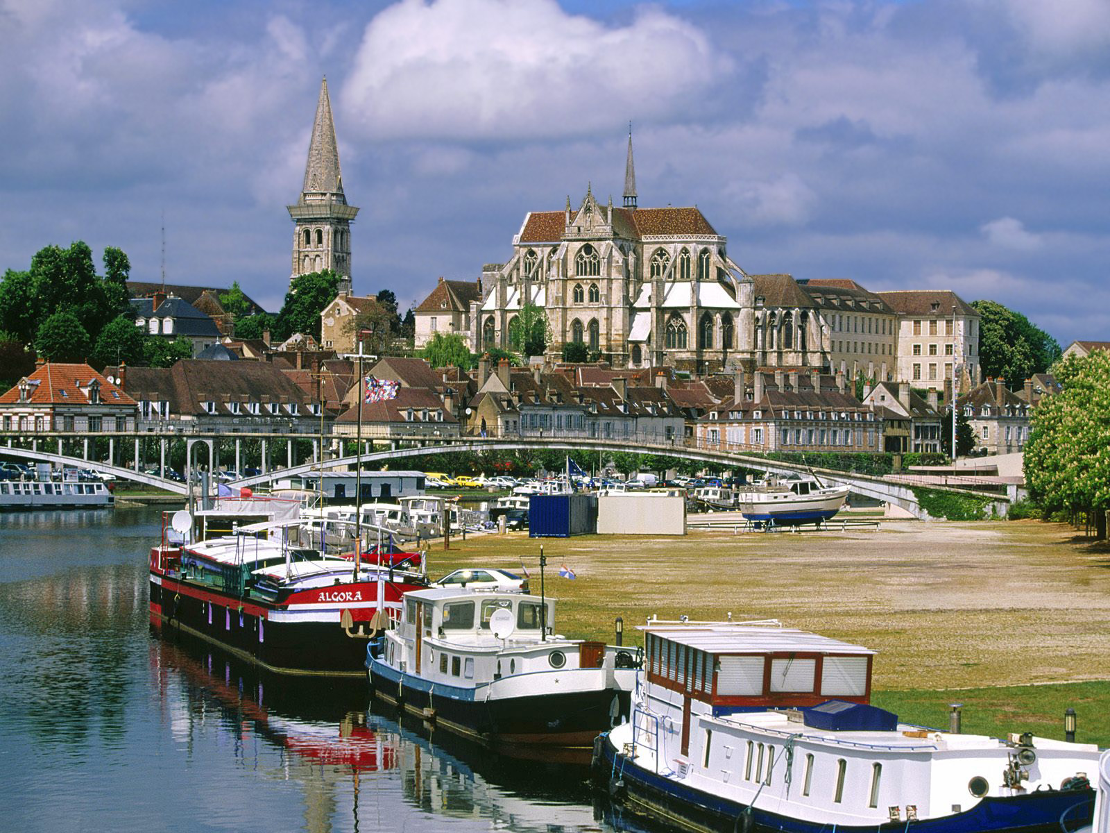 Auxerre 7 France