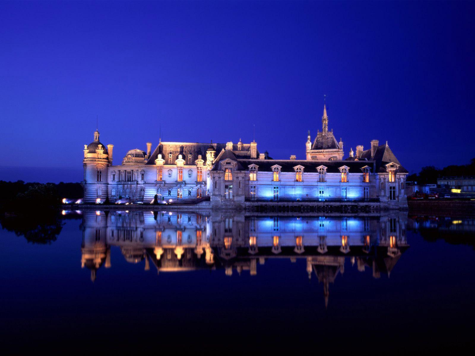 Chateau de Chantilly 3 Chantilly 4 France