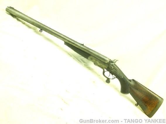 8 bore rifle