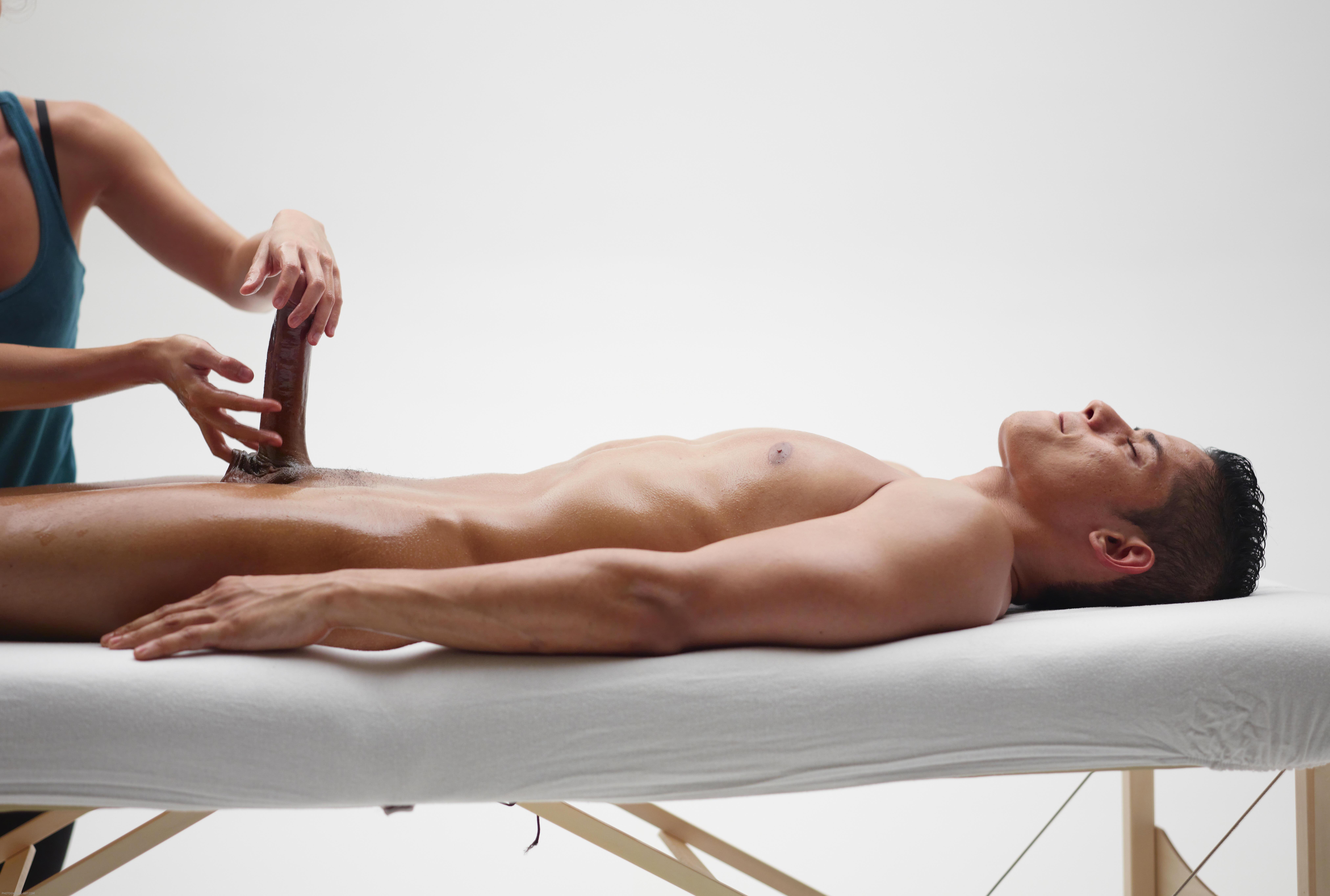 intiem massage erotische penis massage