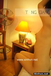 Hot girl LX với bộ ảnh nude khoe vếu
