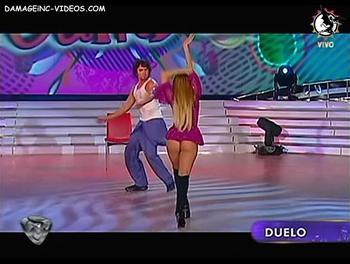 Argentina Celebrity Belen Francese big booty
