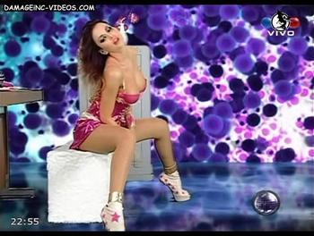 Karina Jelinek big tits video