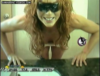 Karina Mazzocco lingerie