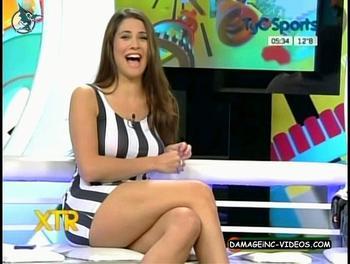 Ivana Nadal hot legs video