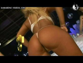 Cecilia Oviedo pussy blonde