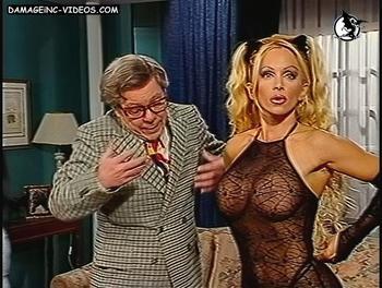 Dana Fleyser big tits see trough