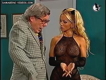 Dana Fleyser hot lingerie