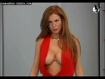 Celina Rucci big titted red head
