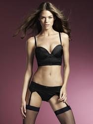 Гри Арнестад, фото 122. Gry Arnestad Femilet Fall 2011 'Costume' Lingerie Collection, foto 122