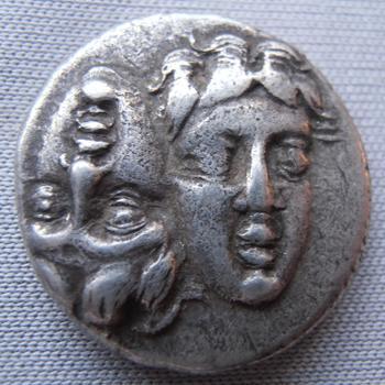 Estátera de Istros (Tracia, 400-350 a.C.) 9793523_P8290035