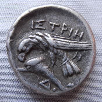 Estátera de Istros (Tracia, 400-350 a.C.) 9793526_P8290036